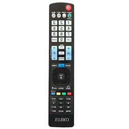 Coolux Universal Remote Control for All LG Smart 3D LED LCD