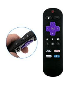 New Remote Control Compatible with Insignia Ruku TV NS-32DR4