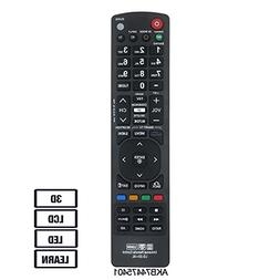 Gvirtue Remote Control Compatible Replacement for LG AKB744