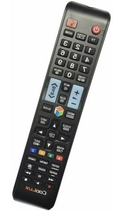 Coolux Remote Control For All Samsung Lcd Led Hdtv 3d Smart