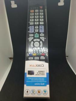 Coolux Remote Control For All Samsung LCD LED TV Universal N