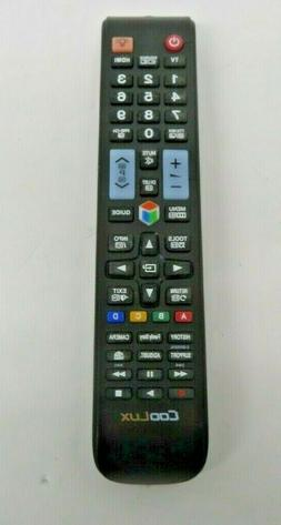 Coolux Remote Control RM-D1078 for Samsung Smart TV