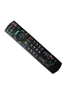 Easytry123 Remote Control for Panasonic TC-42PS14 TC-42PX14