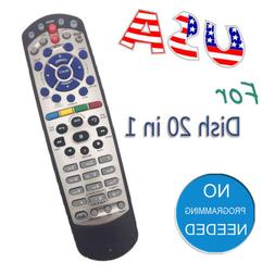 Replace Remote Control For DISH 20.1 IR #1 For Dish-Network