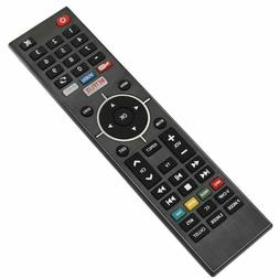 Replace Remote Control for Element KY49C178F TV E2SW5018 NET