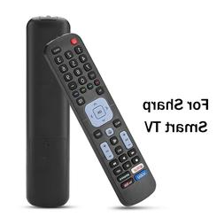 Replace Remote Control for Sharp EN2A27ST LCD LED HDTV Smart