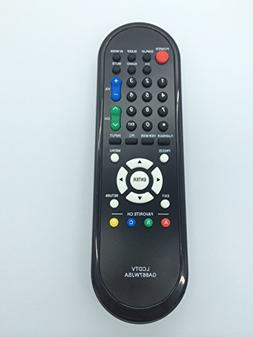 VINABTY New Replaced Ga667wjsa Remote Fit for Sharp TV Lc-32