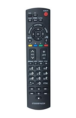 New Replaced N2QAYB000570 Remote Control for Panasonic Plasm