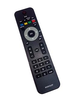 Replaced Remote Control Compatible for Philips TV 19MF338B/A