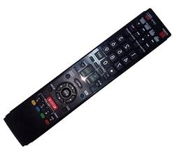 Replaced Remote Control Compatible for Sharp LC-60LE657U GA9