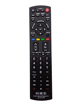 New VINABTY Replaced Remote fit for PANASONIC N2QAYB000486 N