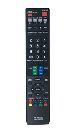 New Replace Remote GB005WJSA for SHARP AQUOS TV GB004WJSA GA