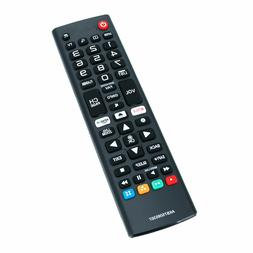 Replacement AKB75095307 Remote Control for Compatible 4K UHD