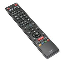 Replacement Remote Control Controller For Sharp LC-70UQ17U 7