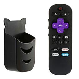 Replacement Remote Control Fit for Sharp Roku Ready TV LC-43