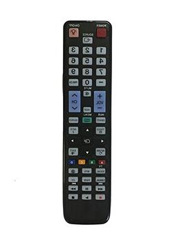 Replacement Remote Controller fit for UN65D8000 UN55D6400 UN