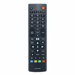 Replacement TV Remote Control for LG 65UH6150UB Television