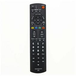 Replacement TV Remote Control for Panasonic TC42PX24 Televis