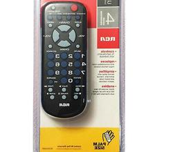 replacement universal remote control for tv vcr