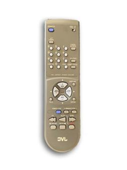JVC RM-C340 Universal Remote Control for HD TV VCR Video Sys