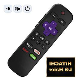 IKU RTV05 Standard IR Replacement Remote for ROKU TV with 4