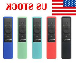 For Samsung Smart TV Voice Version Remote Control Case Silic