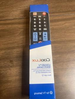 Coolux Samsung TV Remote Control LCD/LED Samsung & LG Univer