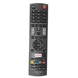 Smartby New Sharp GJ221-C Remote Control work for Sharp LED