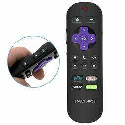 Sharp Roku LC-RCRUS-18 Replacement Smart TV Remote for LC-65