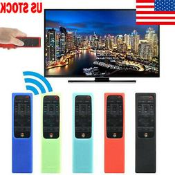 Silicone Case Cover For Samsung Smart TV Voice Version Remot