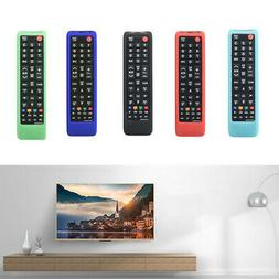Silicone TV Dustproof Remote Control Cover Protective Case D