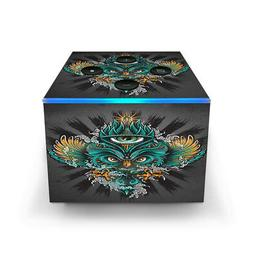 Skins Decals for Amazon Fire TV CUBE + REMOTE / Owl Eye tatt