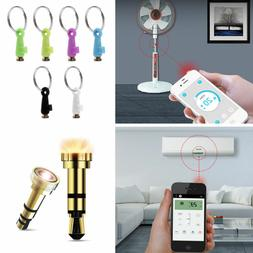 Smart 3.5mm IR Infrared Remote Control For iPhone Android Ph