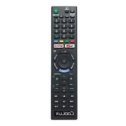 Coolux LED Smart TV Remote Control for Sony TVs with Netflix