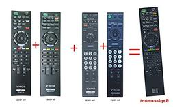 NEW SONY RM-YD028 Replace Remote Control for Sony Bravia LCD