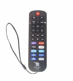 tcl roku remote replacement for roku tv
