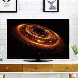Philiphome Television Protector Glow Effect Glint Galaxy rot