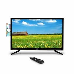"Pyle Upgraded 2018 40"" Inch 1080p HD LED TV DVD Player Combo"