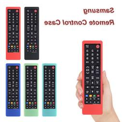 TV Remote Control Cover Case Skin Silicone Protective For Sa