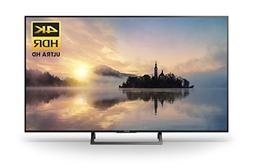 "Sony 43"" 4K Ultra HD HDR Smart LED TV 2017 Model with 3 x HD"