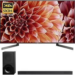 """Sony XBR75X900F 75"""" 4K HDR10 HLG Dolby Vision Triluminos UHD"""