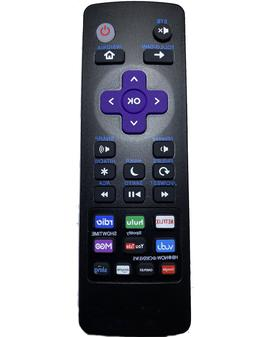 Universal Remote Compatible for Smart TV's with Roku Built-i