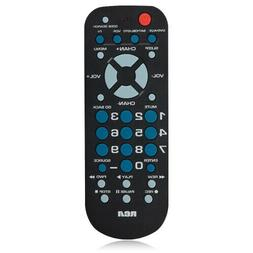 Universal Remote Control  8 Device Controls TV, Cable, VCR,