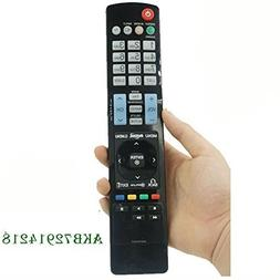 Free Shipping 100% Universal Remote Control Fit For LG AKB72