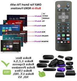 Universal Remote Control for All Roku TV and Roku Streaming