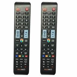 Coolux Universal Remote Control for All Samsung LCD LED HDTV