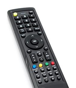 New Universal Replacement TV Remote fit for HANNSPREE Remote