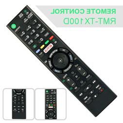 RMT-TX100D Remote Control with NETFLIX Button Universal For
