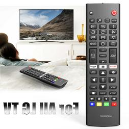 Universal TV Remote Control Replace for ALL LG LCD LED HDTV