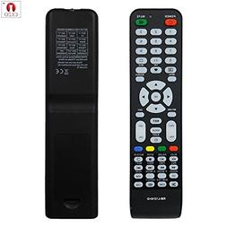 CEZO Universal Led LCD Tv Remote Works with Lg Sony Samsung